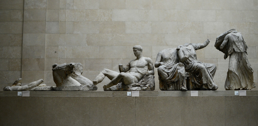 'Not everything was looted': British Museum faces Twitter takedown over defense of collection origin