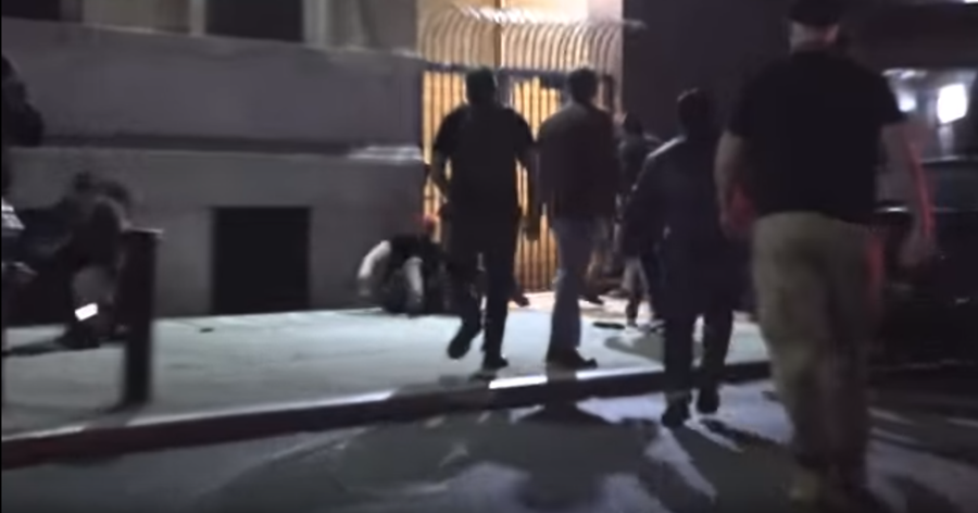 Brawl outside NY Proud Boys event leads to arrests, spawns 2 opposite stories