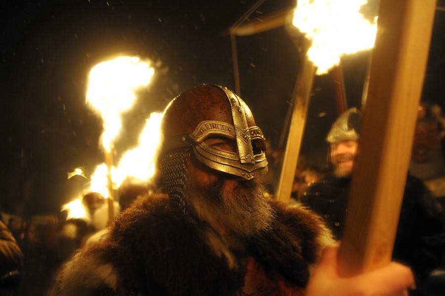 Norwegian wood: Rare Viking ship found buried in field (PHOTOS, VIDEO)