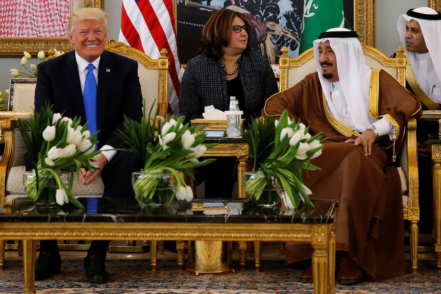 Rogue killers or state murder? Riyadh gets benefit of doubt from Trump where Russia doesn't