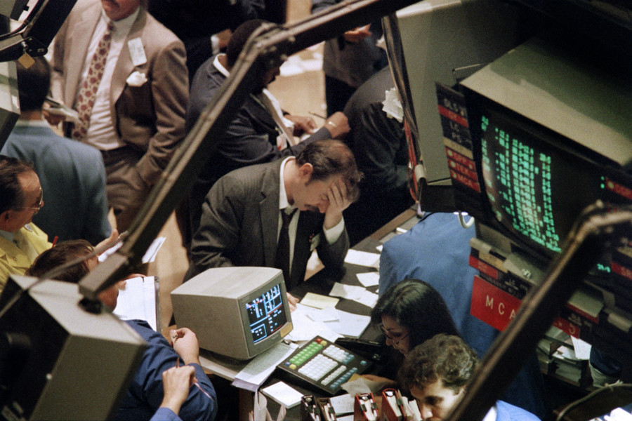 Echoes of Black Monday: Market sell-off could get 'significantly worse' - strategist