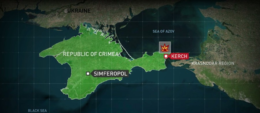Explosive device caused blast at Crimean college – anti-terrorism officials