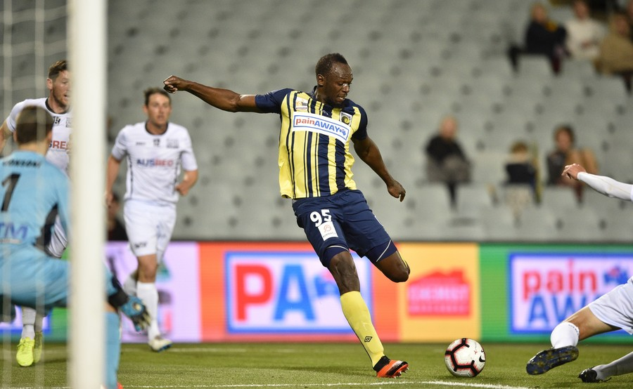 Bolt rejects move to Maltese club Valletta