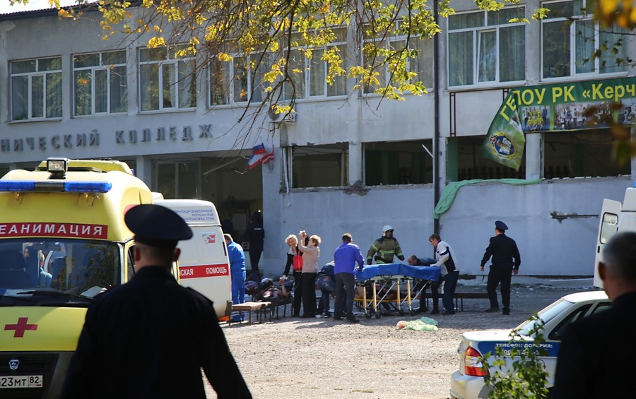 Crimea college shooting investigated as murder, not terror attack – investigative committee