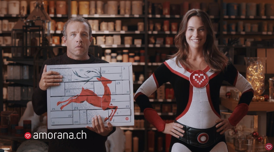'Erotic' Advent calendar ad too sexy for Swiss TV,  but vibrators fit perfectly