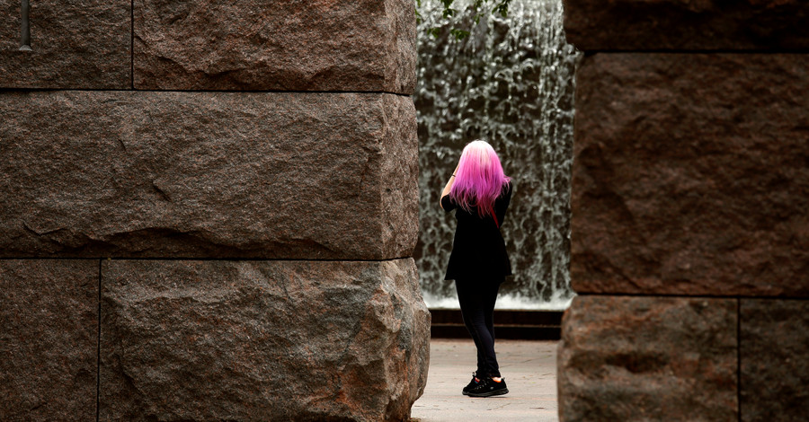 Fined for discrimination: School ordered to pay after student excluded for her pink hair
