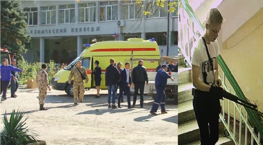 Kerch carnage: What we know so far about attack on Crimean college