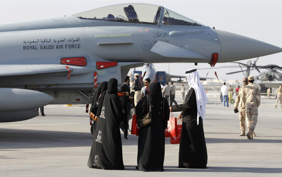 Chop-chop: Saudis may cut billions in military contracts & petrodollar in response to US sanctions