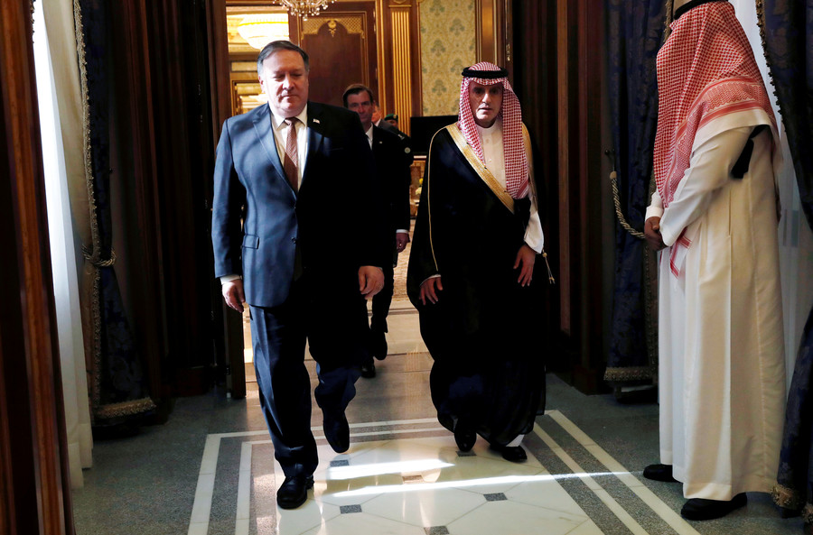 Pompeo warned Saudis they have 72 hrs to finish probe into Khashoggi case, or risk blowback – report