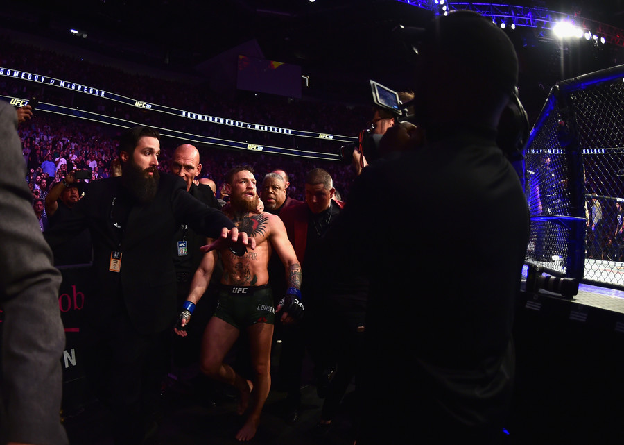 Khabib teammates & McGregor coach Danis to learn fate at Nevada meeting on UFC 229 brawl