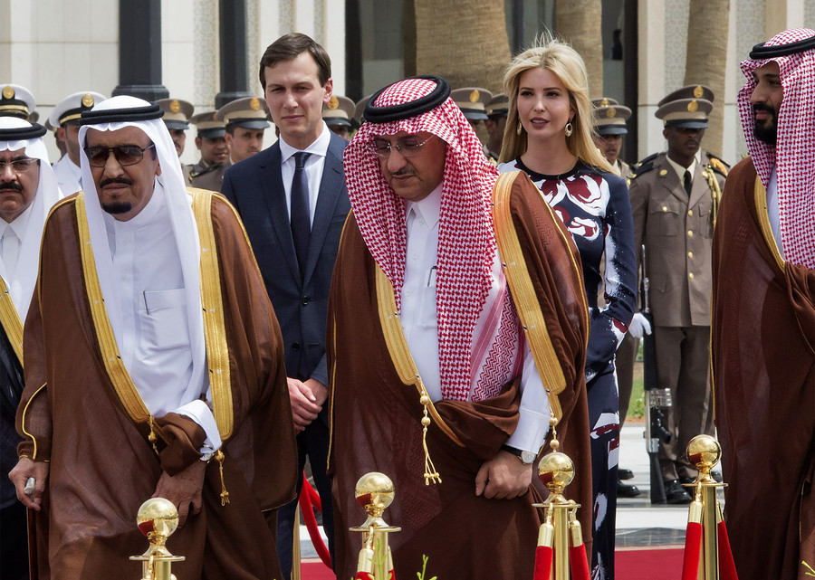 Saudi-friendly Kushner 'keeping low profile' as Trump admin shrugs off Khashoggi case, report claims