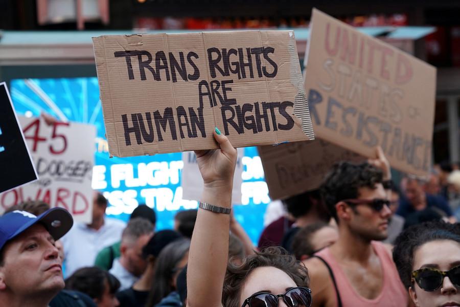 Transgender activists slam US govt plan to define gender as 'male' and 'female' based on biology