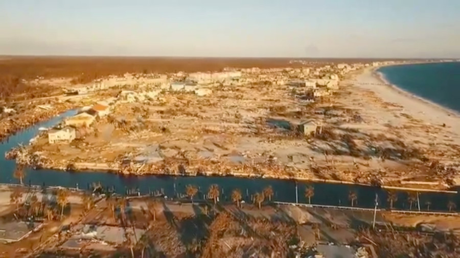 Hurricane Michael so powerful it revealed shipwrecks buried for 120 years (PHOTOS)