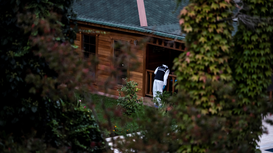 Khashoggi's body parts found in garden of Saudi consul general's home – sources