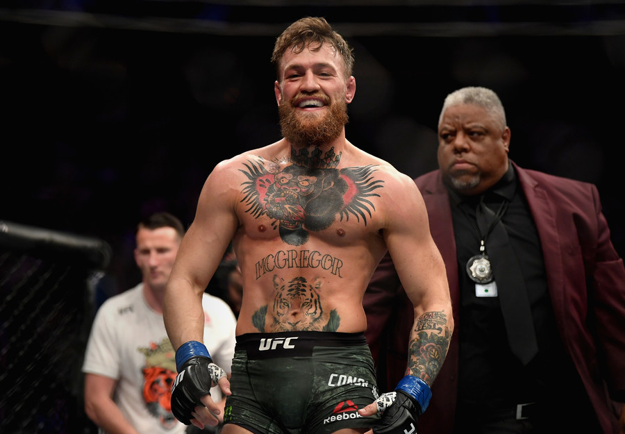 Conor McGregor's suspension extended at Las Vegas hearing