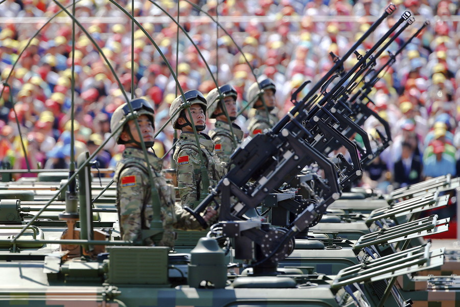 US could be at war with China in just 15 yrs, warns ex-US army chief in Europe