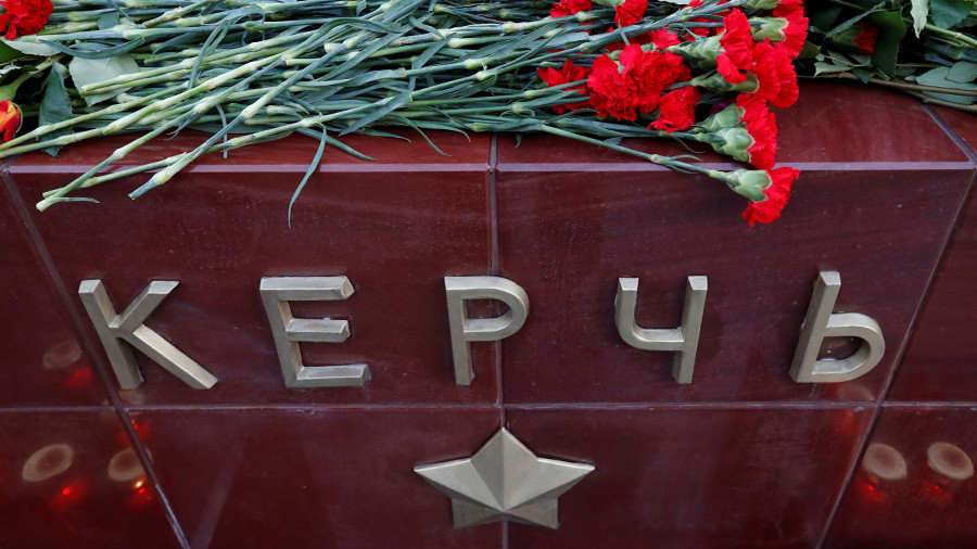 Crimean bank to wipe out debts of families of Kerch massacre victims