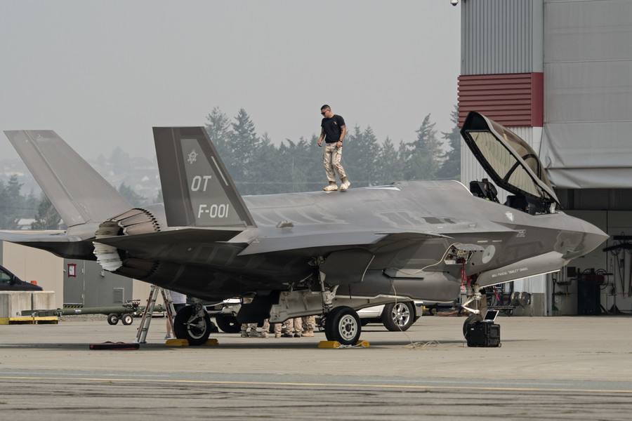 Grounded, yet again: Pentagon bans some F-35 jets from flying as fuel system flaws discovered