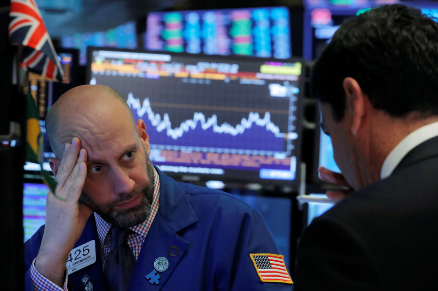 Something wicked this way comes: Futures point to another bloodbath on Wall Street