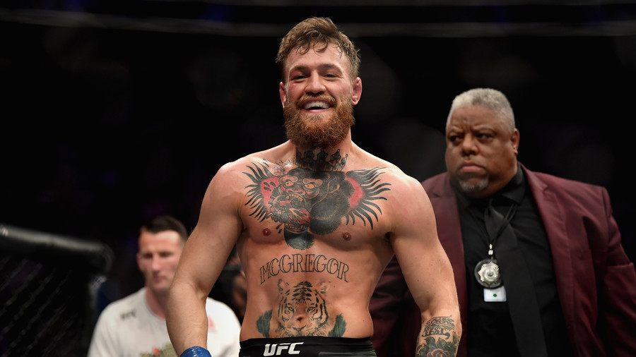 Conor McGregor fan tries to vote for the 'Notorious' in Irish presidential election (POLL)