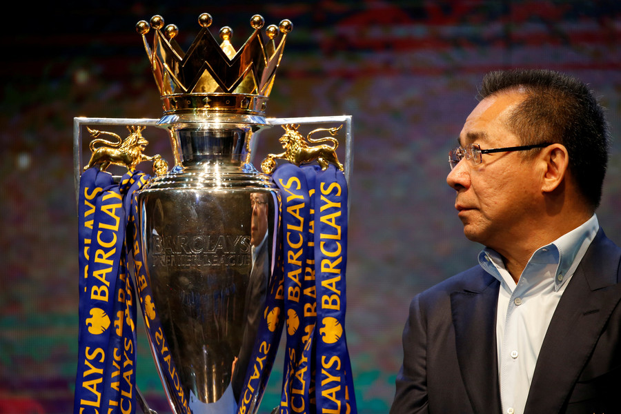 Leicester City owner confirmed among dead in helicopter crash