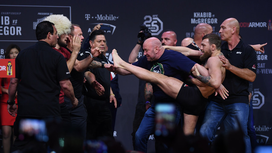 'You fight in UFC, we're not boxing him' – Mayweather must face Khabib in octagon, says Dana White