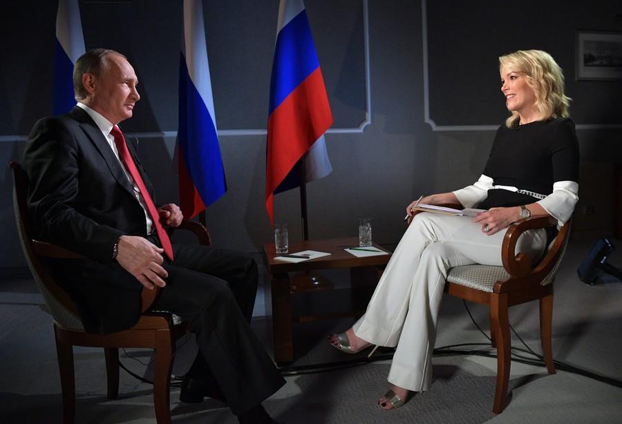 'But can we afford her?' Kremlin jokes about offering Megyn Kelly job after blackface gaffe