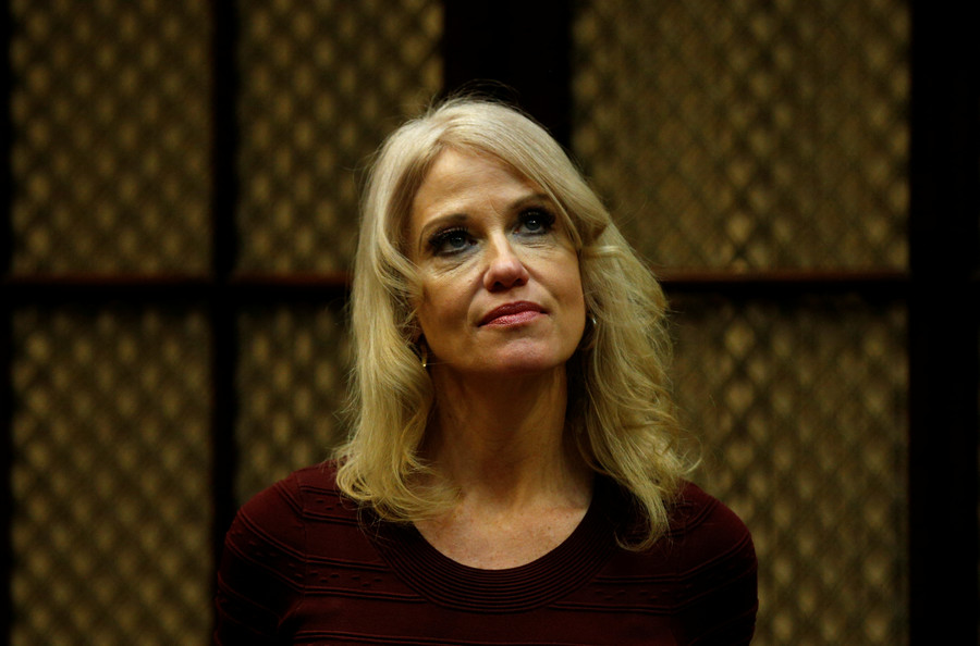 Kellyanne Conway blames 'anti-religiosity' and late night comedians for synagogue shooting