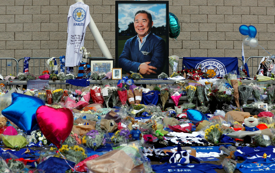 BBC Sport editor 'taken off air' following 'mistress' comments toward tragic Leicester City owner