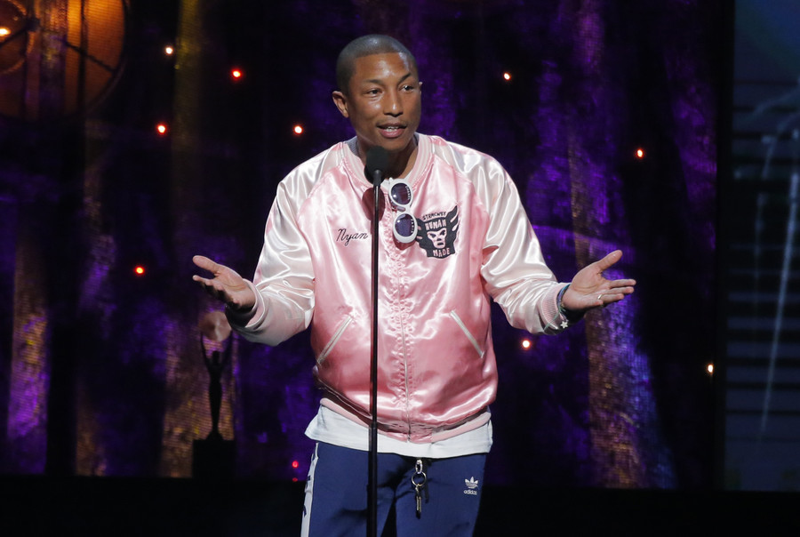 Pharrell Williams orders Trump to stop using his music at political rallies