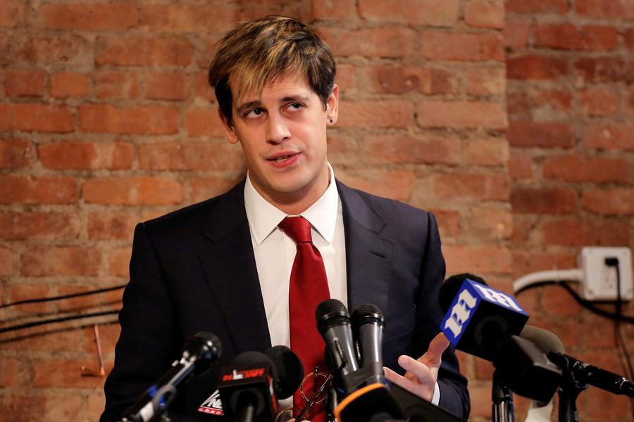 'RIP, 1st Amendment': New York City Mayor intervenes to cancel Milo Yiannopoulos university talk