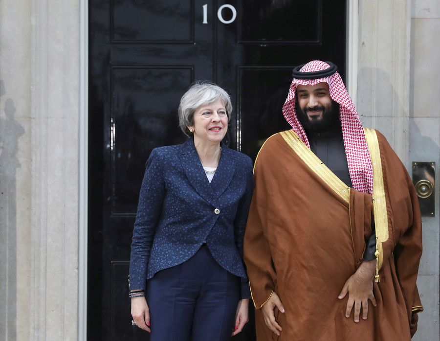 Theresa May out-hawks 'Mad Dog' Mattis, refuses to back US calls for Saudi Arabia-Yemen ceasefire