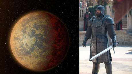 Mountain vs Gravity: Game of Thrones star helps scientists determine which planets to colonise