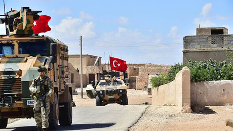 FILE PHOTO © Turkish Armed Forces / AFP