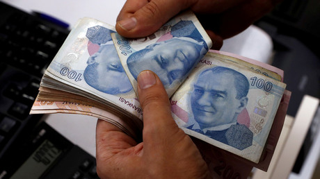 Hundreds arrested in Turkey on suspicion of money laundering with terrorism ties