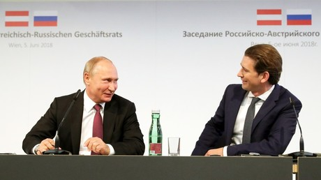 Pragmatists win: Kurz to meet Putin for 4th time this year to strengthen ties & foster dialogue