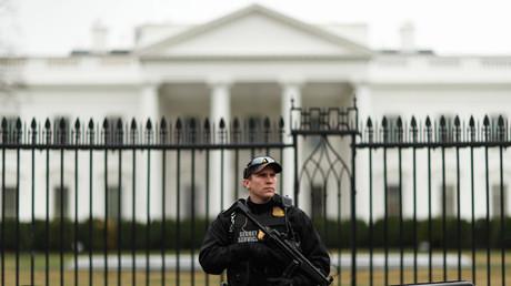 Secret Service intercepts 'suspicious' envelope to Trump amid Pentagon 'ricin parcels' scare
