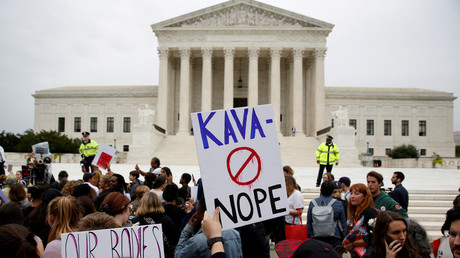 Grassroots outrage? Soros-funded activists behind anti-Kavanaugh campaign