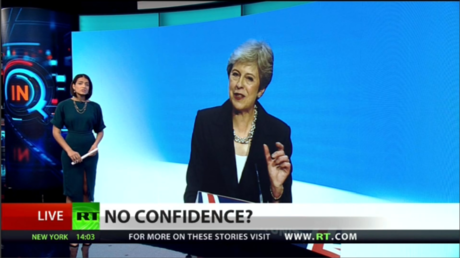 UK PM May on Thin Ice & Australia Seeks to Irradiate Cervical Cancer