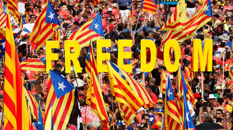 Foreign mediators? Catalonia urges Madrid to talk independence, forwards letter to Trump, Putin & Xi