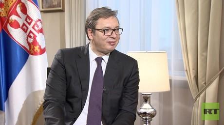 Serbian president: Some EU countries are hypocrites on Kosovo issue