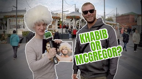 UFC 229: all the action from Khabib vs McGregor megafight (AS IT HAPPENED)