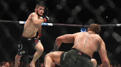 'Good knock. Looking forward to the rematch' – McGregor reacts to UFC 229 defeat to Khabib