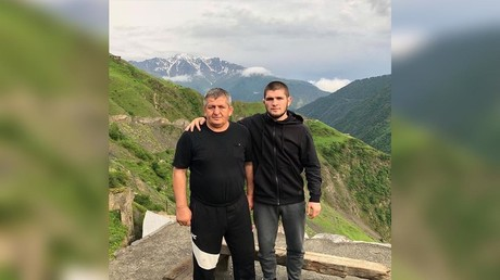 'I forgive McGregor': Khabib's father says Conor's tirade of insults 'in the past'