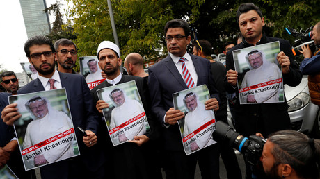 Turkish authorities to search Saudi consulate after dissident journalist vanishes