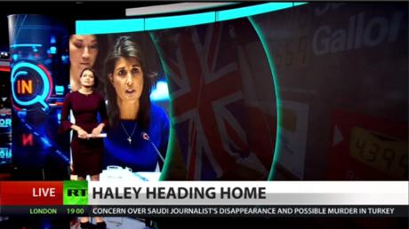 Nikki Haley Quits, US Denies Guam Aid & EU Threatens Cambodia