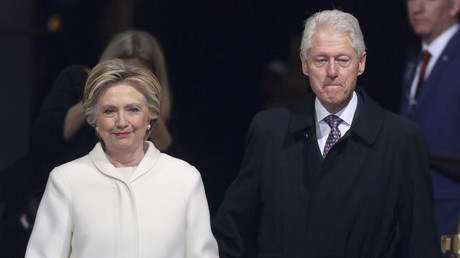 5bbd49cedda4c8392b8b45ee Hillary Clinton says Bill's sex assault allegations are 'different,' and the accuser speaks up