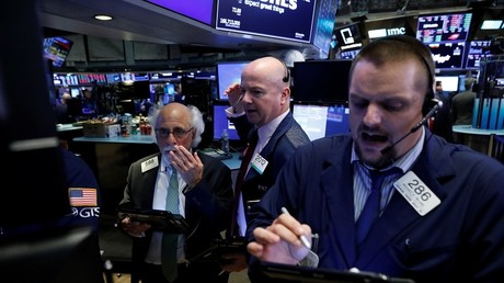 US stocks suffer worst loss in 8 months amid rising interest rates, tech hit hardest