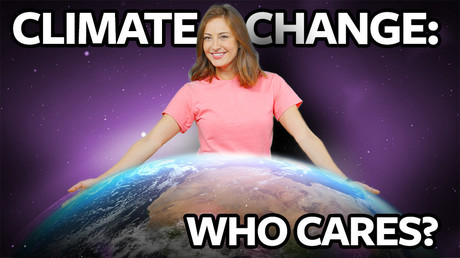 #ICYMI: Climate change could destroy us all, but who cares?! (VIDEO)