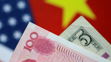 China just dumped the biggest load of US Treasuries in 8 months